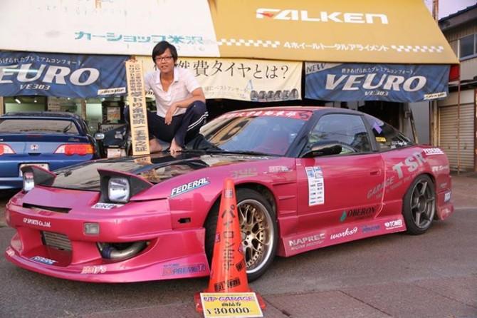 全日本学生ドリフト王座決定戦 優勝おめでとう!